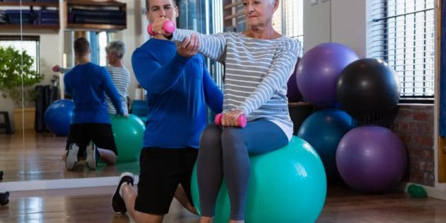 Five Common Misconceptions that keep Patients from Getting Physical Therapy FIRST - PhysicalTherapistFotolia 178810446 Subscription Monthly M