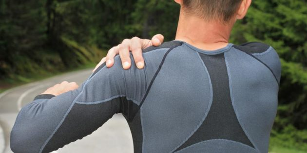 You Shouldn't Ignore Those Aches and Pains - shoulder pain
